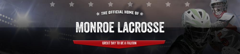 Monroe Lacrosse, Lacrosse, Goal, Field