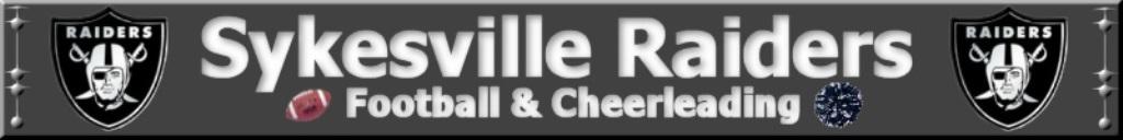 Sykesville Raiders Football and Cheerleading, Football/Cheerleading, , Field