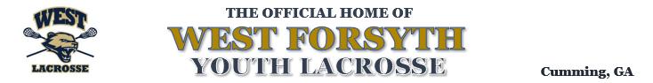 West Forsyth Youth Lacrosse, Lacrosse, Goal, Field