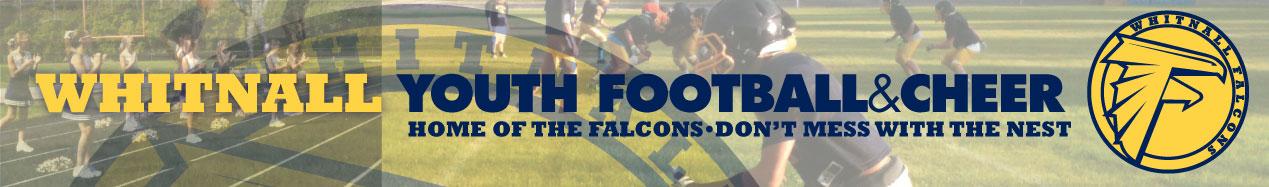 Whitnall Youth Football / Cheer, Football, Point, Field