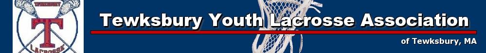 Tewksbury Youth Lacrosse Assoc., Lacrosse, Goal, Field