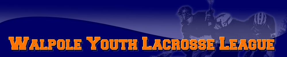 Walpole Youth Lacrosse League, Lacrosse, Goal, Field