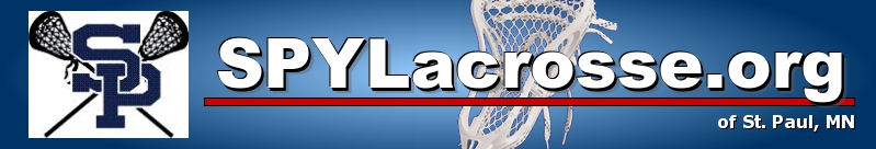 St. Paul Youth Lacrosse Association, Lacrosse, Goal, Field