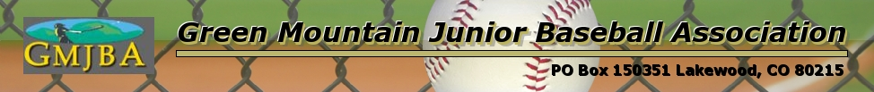 Green Mountain Junior Baseball Association, Baseball, Run, Field