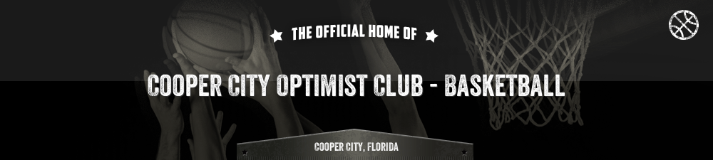 Cooper City Optimist Basketball, Basketball, Point, Court