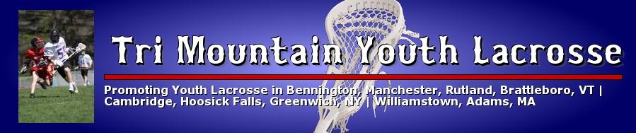 Tri Mountain Youth Lacrosse, Lacrosse, Goal, Field