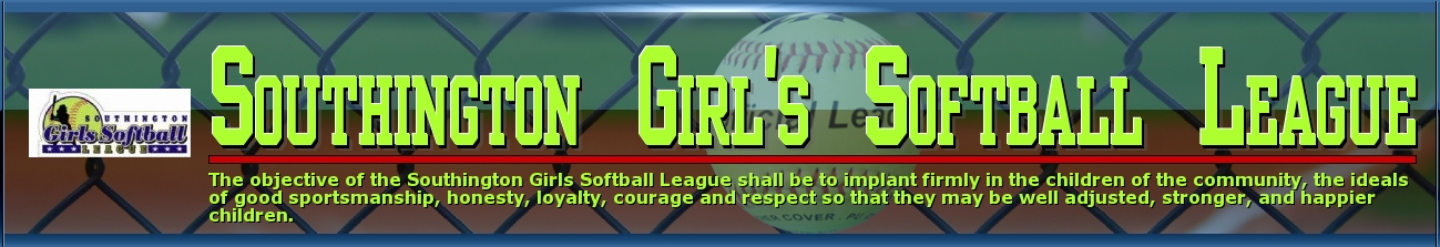 Southington Girls Softball League, Softball, Run, Panthorn Park