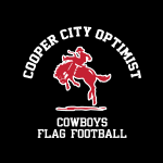 Cooper City Optimist Club Flag Football, Football