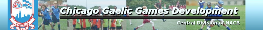 Central Gaelic Games Development, Gaelic Football & Hurling, Goal, Field