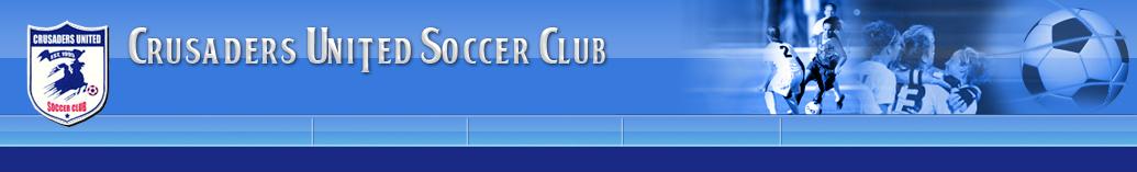 Crusaders United Soccer Club, Soccer, Goal, Field