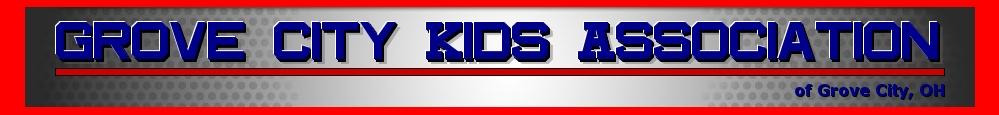 Grove City Kids Association, Football, Touchdown, Murfin Field