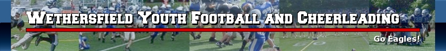 Wethersfield Youth Football and Cheerleading, Football, Goal, Field