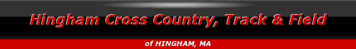 Hingham Cross Country Track and Field, Running, Points, Track