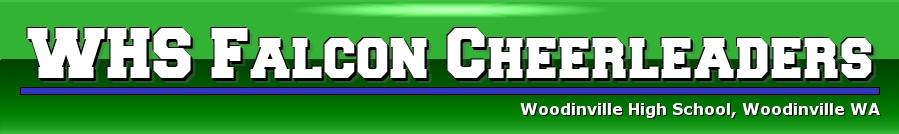WHS Falcon Cheerleaders, Cheerleading, Goal, Field