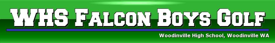 WHS Falcon Boys Golf, Golf, Goal, Course