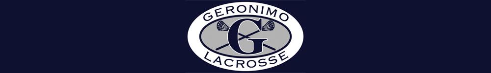 Geronimo Lacrosse, Lacrosse, Goal, Field