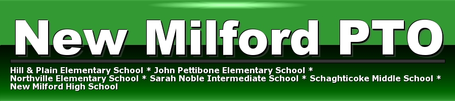 New Milford PTO, PTO, Education, School