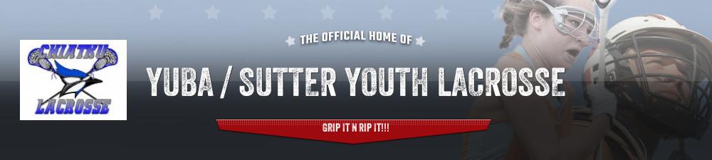 Yuba / Sutter Youth Lacrosse  , Lacrosse, Goal, Field