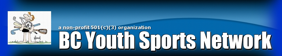 BC Youth Sports Network, Multi, Goal, Field