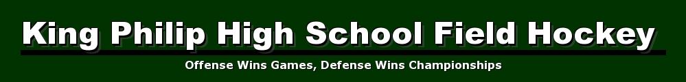 King Philip High School Field Hockey, Field Hockey, Goal, Field