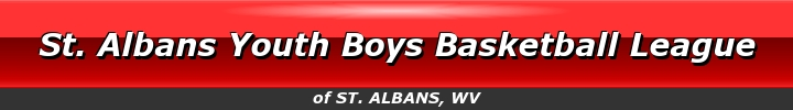 St. Albans Youth Boys Basketball League, Basketball, Point, Courts