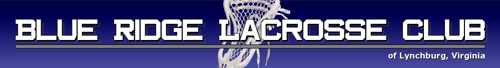 Blue Ridge Lacrosse Club, Lacrosse, Goal, Field