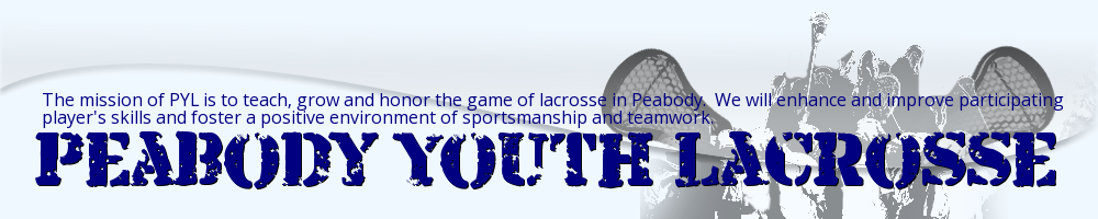 Peabody Youth Lacrosse, Lacrosse, Goal, Field