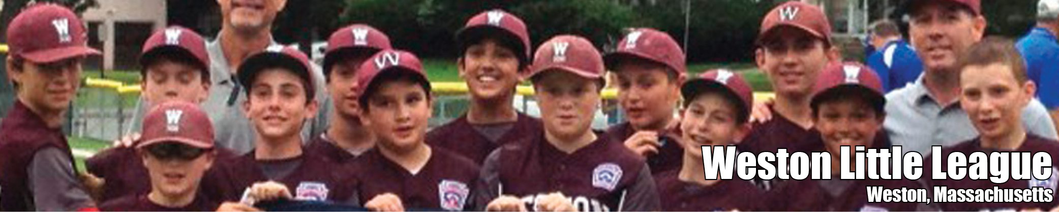 Weston Little League, Baseball, Run, Field