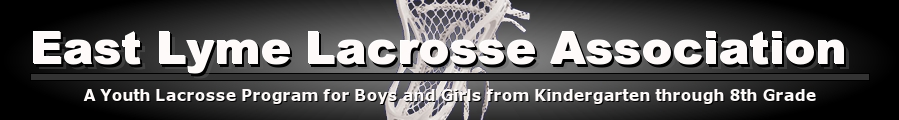 East Lyme Lacrosse Association, Lacrosse, Goal, Field