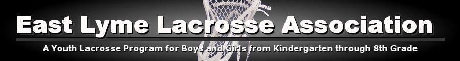 East Lyme Lacrosse Association, Lacrosse, Goal, Field