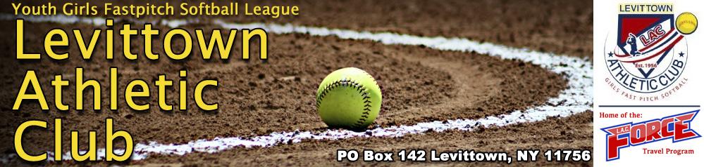 Levittown Athletic Club, Softball, Run, Field
