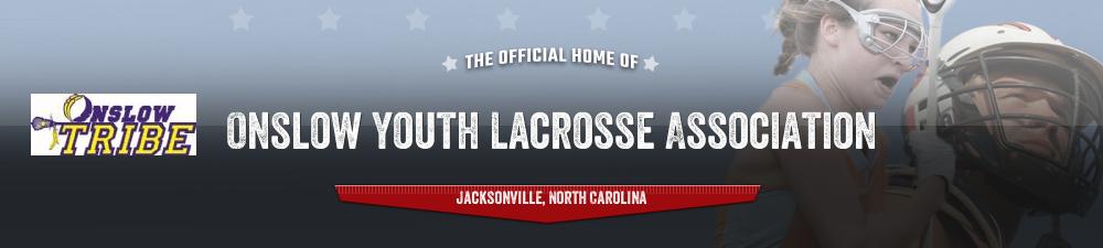Onslow Youth Lacrosse Association, Lacrosse, Goal, Field