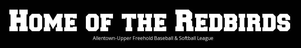 Upper Freehold Baseball & Softball League, Baseball/Softball, Run, Field