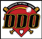 DDO Executive Softball League, Softball
