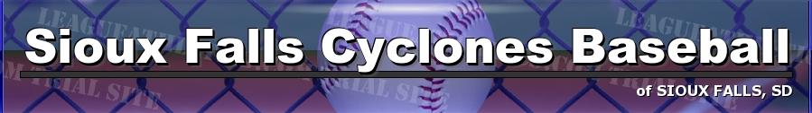 Sioux Falls Cyclones Baseball, Baseball, Run, Field