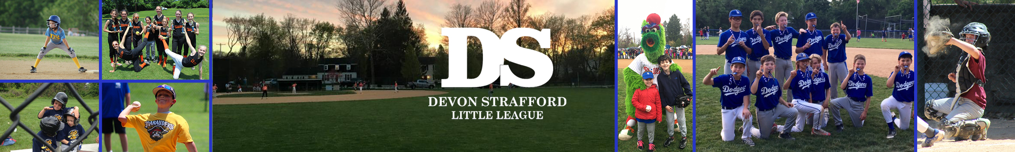 Devon Strafford Little League, Baseball & Softball, Run, Field