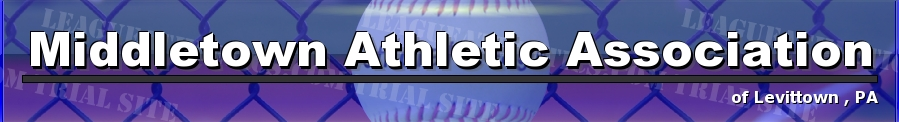 Middletown Athletic Association Suburban Softball, Softball, Run, Field