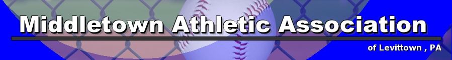 Middletown Athletic Association AA Baseball, Baseball, Run, Field