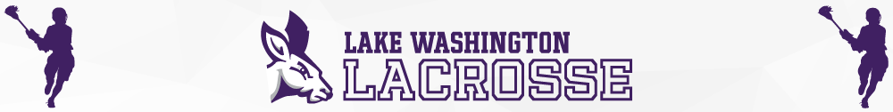 Lake Washington Lacrosse, Lacrosse, Goal, Field