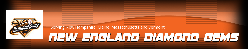 New England Diamond Gems, Softball, Run, Field