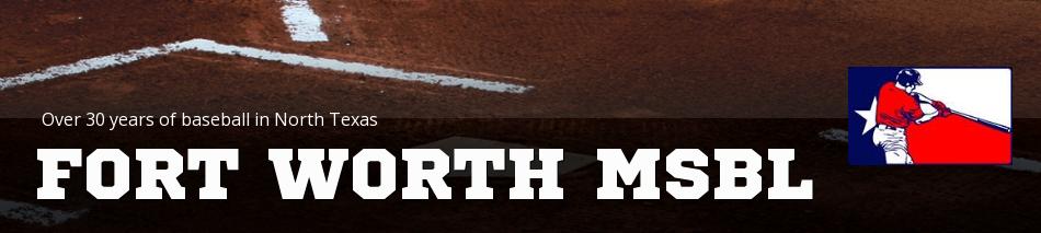Fort Worth Mens Senior Baseball League, Baseball, Run, Field