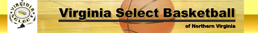Virginia Select Basketball, Basketball, Point, Court