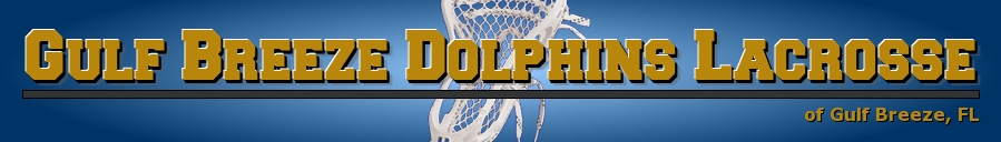 Gulf Breeze Lacrosse Club, Lacrosse, Goal, Field
