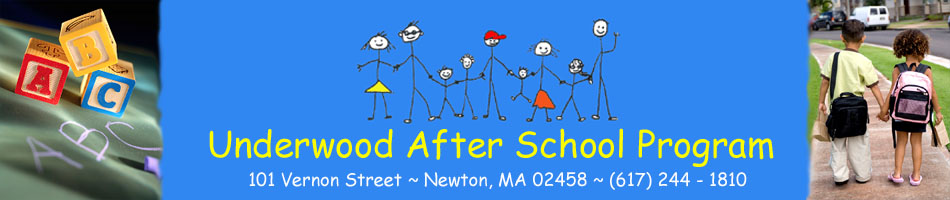 Underwood After School Program, After School, Grade, School