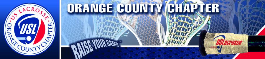 Orange County Chapter - US Lacrosse, Lacrosse, Goal, Field
