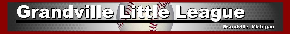 Grandville Little League, Baseball and Softball, Run, Field