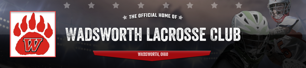Wadsworth Lacrosse, Lacrosse, Goal, Field
