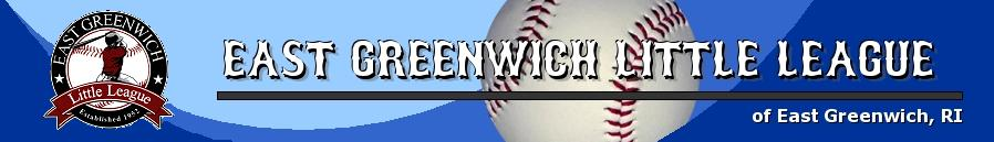 EAST GREENWICH LITTLE LEAGUE, Baseball, Run, Field