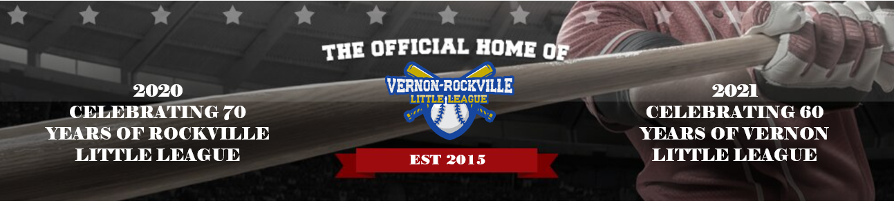 Vernon-Rockville Little League, Baseball, Run, Field