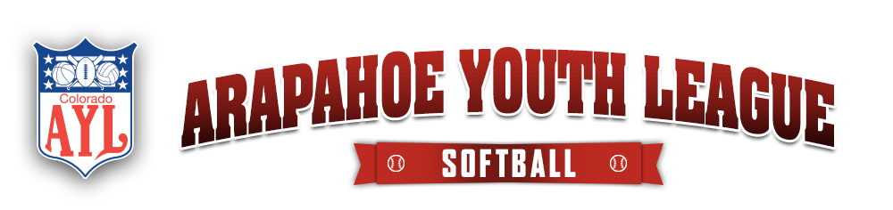 Arapahoe Youth Leagues - Softball, Softball, Run, Field